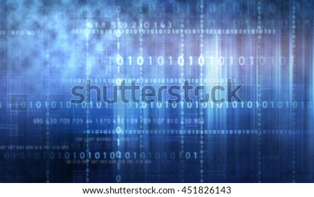 technology abstract digital background,