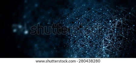 Technology background  - stock photo