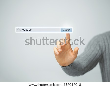 Search Stock Photos technology searching system