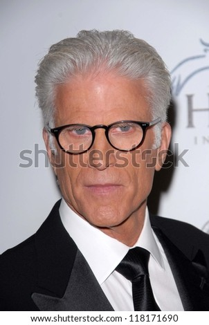"Ted Danson at Heifer International's ""Beyond Hunger: A Place at the Table,"" Montage, Beverly Hills, CA 09-21-12"