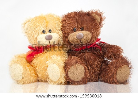 Teddy - stock photo