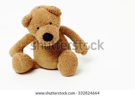 Teddy bear - stock photo