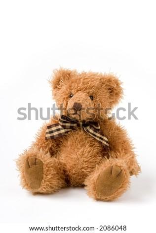 Teddy Bear toy - stock photo