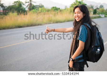 Teen alexis hitchhikers watch hitchhiker videos