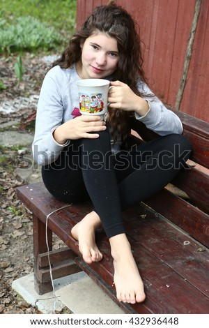 Barefoot Stock Photos Royalty Free Images Amp Vectors