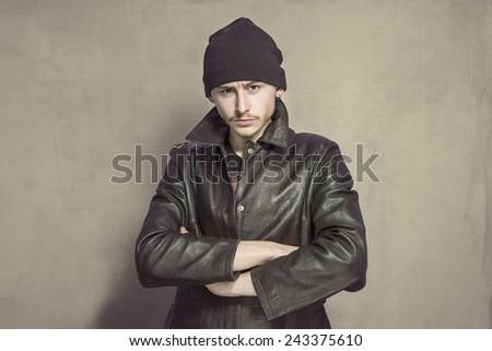 Teen problem - stock photo