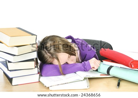 Sleep In Class Stock Images Royalty Free Images Amp Vectors