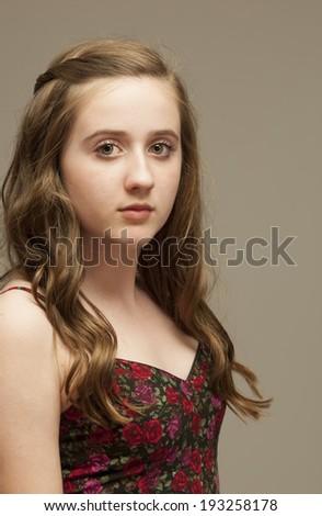Teenage Issues - stock photo