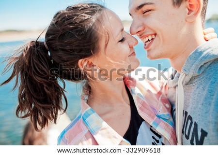 Boy kissing milfs teenage