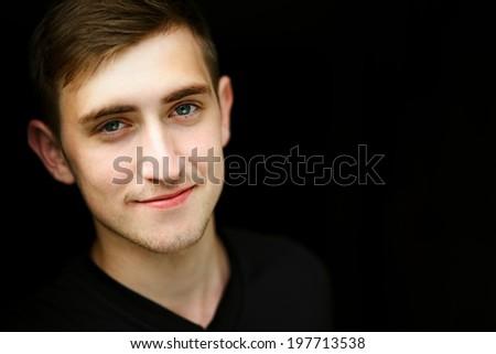 teenager - stock photo