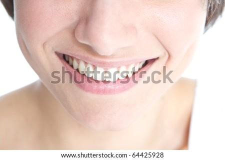 teeth - stock photo