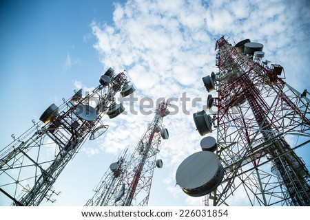 Telecommunications Stock Images, Royalty-Free Images & Vectors ...