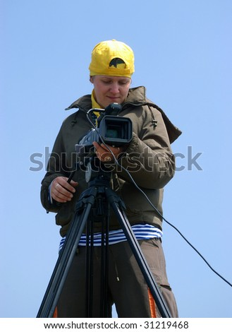 Teleoperator with video camera