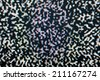 Television noise  - stock photo