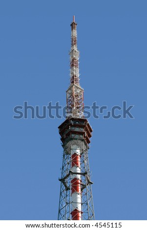 Television tower - St.Petersburg, Russia