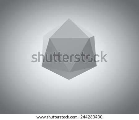 template polygon hexagon