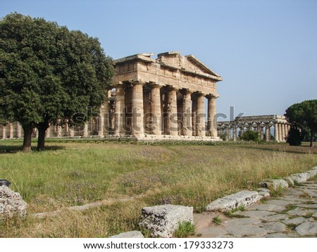 Temple of Paestum