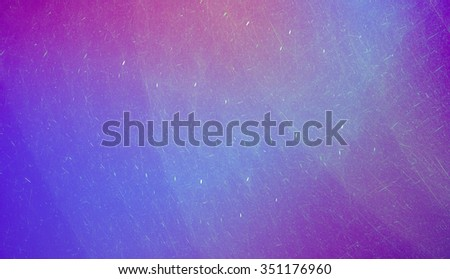 Tender winter abstract background with geometric patterns, translucent with unusual highlights - stock photo