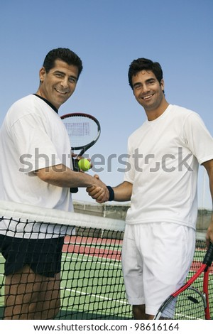 Tennis Players
