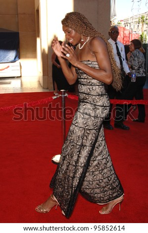 Tennis star VENUS WILLIAMS at the 2006 ESPYS Sports Awards at the Kodak Theatre, Hollywood. July 12, 2006  Los Angeles, CA  2006 Paul Smith / Featureflash