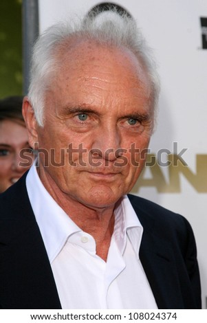 "Terence Stamp  at the World Premiere of ""Wanted"". Mann Village Westwood, Westwood, CA. 06-19-08"