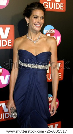 Teri Hatcher attends the 57th Annual Emmy Awards TV Guide and Inside TV After Party held at the Roosevelt Hotel in Hollywood, California, on September 18, 2005.