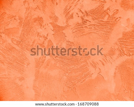 terra cotta background texture - stock photo