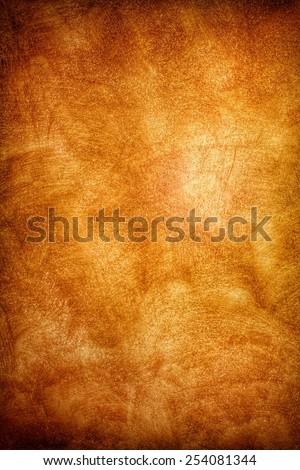 terra cotta wall texture - stock photo