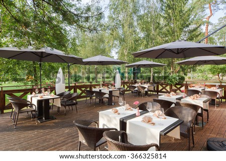 Alexxxey 39 s portfolio on shutterstock for Terrace on the park restaurant