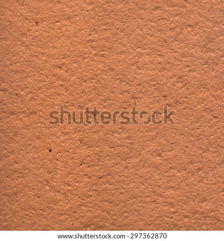 Terracotta Texture - stock photo