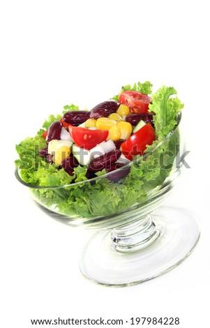 Texas Salad - stock photo