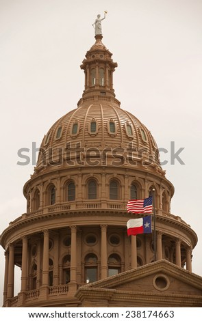 Texas State Capitol Building Austin Texas