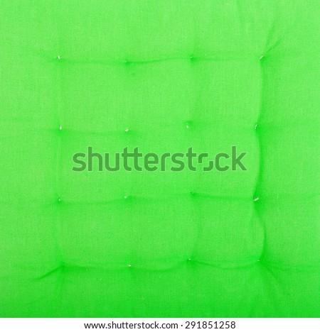 Textile green background - stock photo