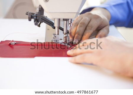 textile ,machine ,stitch,model