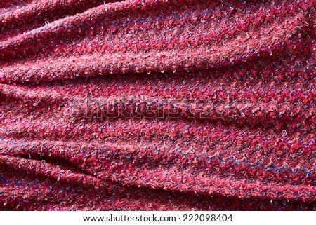 Textile texture - stock photo