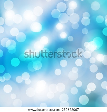 texture, abstract background is blue bokeh light is colorful for happy new year day, christmas and other event.