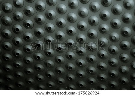 texture abstraction of washing machine - stock photo