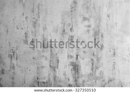 Texture and background concrete wall - stock photo