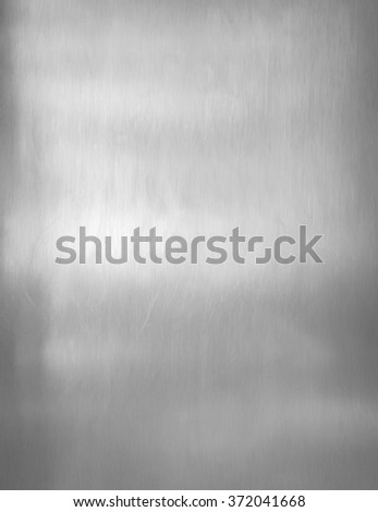 texture and hightlight of metal background - stock photo