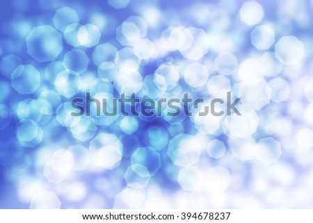 texture background abstract  lights 8 polygon color write blue, abstract background is colorful light from sun for happy new year day.