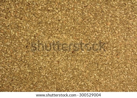 Texture background : Large compressed recycled Wood Boards Close Up - stock photo