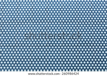 texture background of abstract art circles design on glass - stock photo