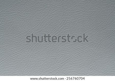 Texture background of gray  leather  - stock photo