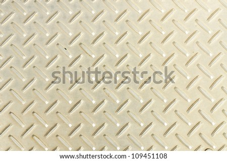 texture background of metal plate - stock photo