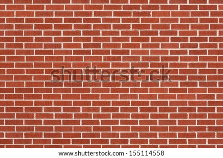 Texture - brick wall background - stock photo