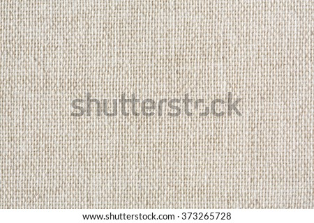 Texture canvas fabric as background. - stock photo
