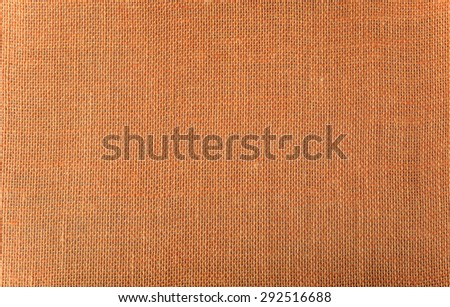 Texture canvas fabric  background - stock photo