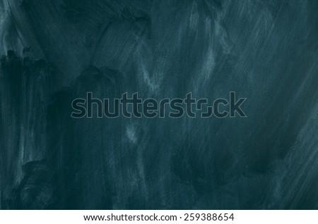 texture chalk board - stock photo