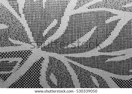 Texture Dense Fabric For Furniture Upholstery Seamless Textile Web