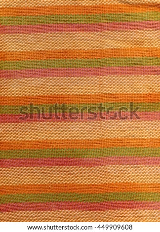 Texture dense weave cloth made of thick yarn, satin, calico, batiste, poplin